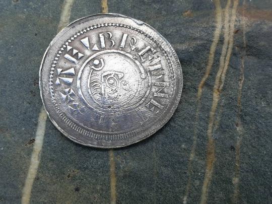 Münz - Replik - Set, Typ Alfred der Große, Silber