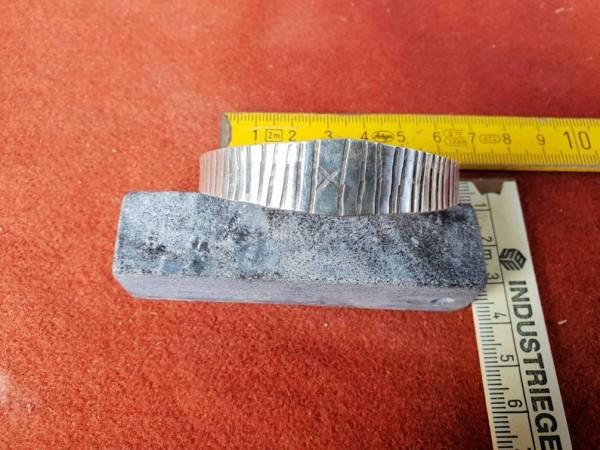 Wikinger Armreif aus Silber, Modell 1