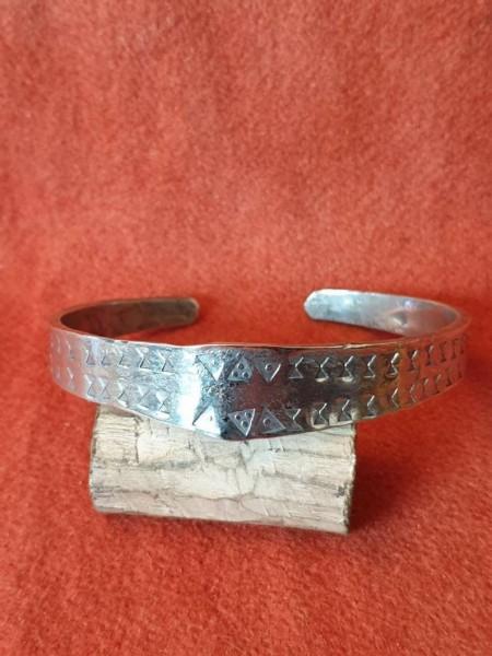 Wikinger Armreif aus Silber, Modell 4