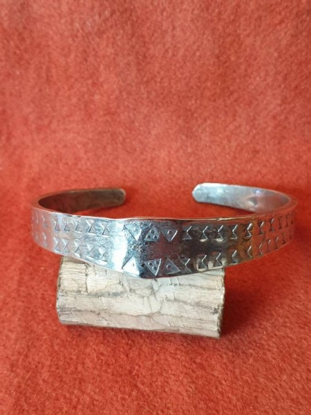 Wikinger Armreif aus Silber, Modell 2